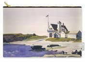 Coast Guard Station  Two Lights  Maine  Carry-all Pouch