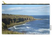 coastal bay at Cove with cliffs Carry-all Pouch