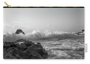 Coastal Elegance Of Nature Carry-all Pouch