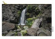 Coastal Falls Carry-all Pouch by Margaret Pitcher