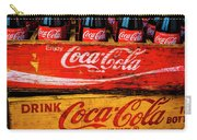Coca Cola Crates Carry-all Pouch
