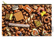 Coffee Candy Carry-all Pouch