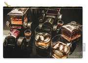 Cognac Cars Carry-all Pouch