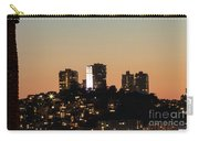 Coit Tower Twilight Carry-all Pouch