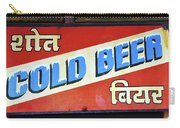 Cold Beer In India Carry-all Pouch