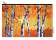 Color Forest Landscape Carry-all Pouch