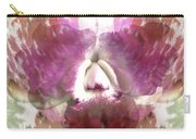 Color Hybrid Orchid Carry-all Pouch