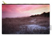 Color Over The Dunes Carry-all Pouch