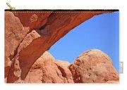Colorado Arches, Close Up Blue Sky 3440 Carry-all Pouch