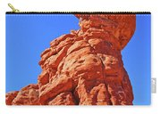 Colorado Arches Spire Scrub Dinosaur Rock? Scrub Blue Sky 3325 Carry-all Pouch