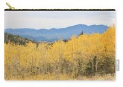 Colorado Autumn In The Mountains Carry-all Pouch
