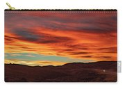 Colorado Sunset Carry-all Pouch