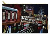 Colorful Boston Museum Carry-all Pouch