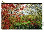 Colorful Leaves Carry-all Pouch