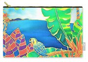 Colorful Tropics 16 Carry-all Pouch