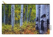 Colors Of October Carry-all Pouch by John De Bord