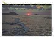 Colors Of The Sunrise Carry-all Pouch