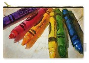 Colorwheel Crayons Carry-all Pouch