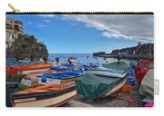 Colourful Boats Carry-all Pouch
