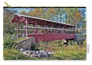 Colvin Covered Bridge Carry-all Pouch