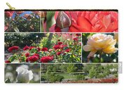 Coming Up Roses Carry-all Pouch
