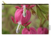 Common Bleeding Hearts, North America Carry-all Pouch
