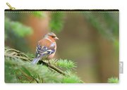 Common Chaffinch Fringilla Coelebs Carry-all Pouch