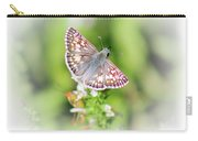 Common Checkered Skipper Butterfly  Carry-all Pouch