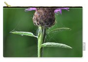Common Knapweed 1 Carry-all Pouch