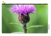Common Knapweed 2 Carry-all Pouch