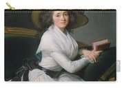 Comtesse De La Chatre Later Marquise De Jaucourt  Carry-all Pouch