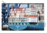 Container Ship Carry-all Pouch