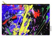 Contemporary Art Carry-all Pouch