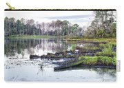 Coosaw - Early Morning Rice Field Carry-all Pouch