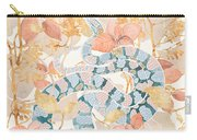 Coral Spring Garden Carry-all Pouch