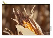 Corn In Dry Husk Carry-all Pouch