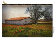 Corn Poppies Carry-all Pouch by Okan YILMAZ