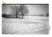 Corn Snow Carry-all Pouch by Kendall McKernon