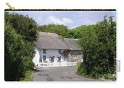 Cornish Thatched Cottage Carry-all Pouch