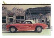 Corvette Cafe - C1 - Vintage Film Carry-all Pouch
