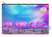 Cotton Candy Trees Carry-all Pouch