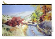 Country Blue Sky Carry-all Pouch
