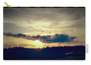 Country Sunset In Pavo Carry-all Pouch