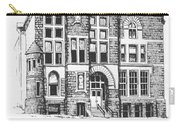 Courthouse Helena Montana Carry-all Pouch