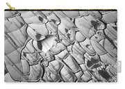 Cracked Earth Abstract Carry-all Pouch