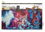 Creative Splash Of Artwork Carry-all Pouch