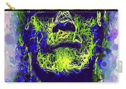 Frankenstein Watercolor Carry-all Pouch
