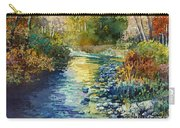 Creekside Tranquility Carry-all Pouch