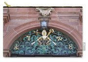 Crest Of Saint Peter Carry-all Pouch