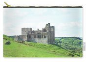 Crighton Castle In Summer Carry-all Pouch